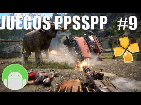 Top 10 Mejores Juegos Para Ppsspp Android 2018 9 Links De Los