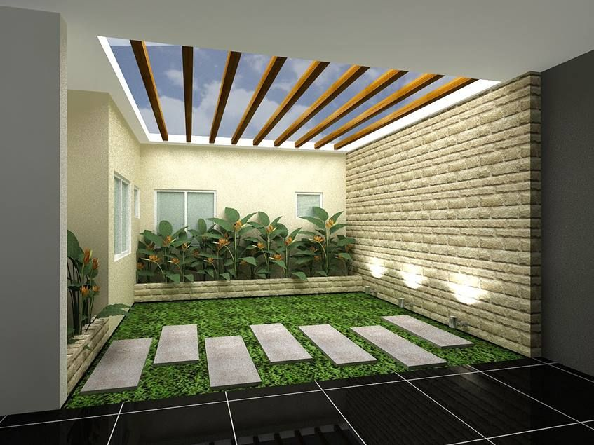 Home Garden Tips To Make Small Indoor Garden For Home  Garden Designs