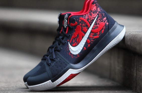 Detailed Look At The Nike Kyrie 3 Samurai