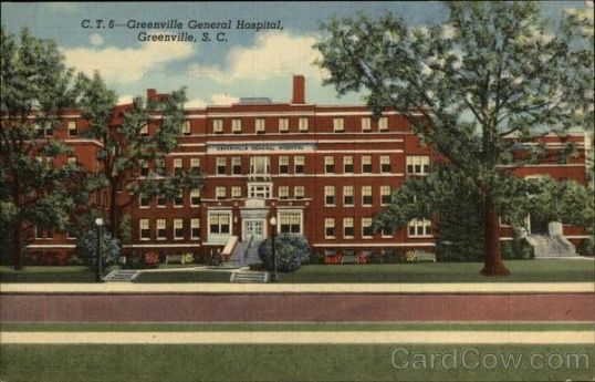 "Modern Architecture Greenville Sc vintage greenville, sc: greenville general hospital: ""a thoroughly"