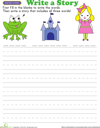 story starters fairy tales english 1st grade writing prompts story starters 1st grade writing. Black Bedroom Furniture Sets. Home Design Ideas