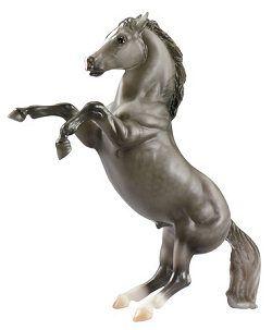 Breyer Horses Classics Size Dapple Grey Mustang from Jack's ... | Animal figures. Horses. Breyer horses
