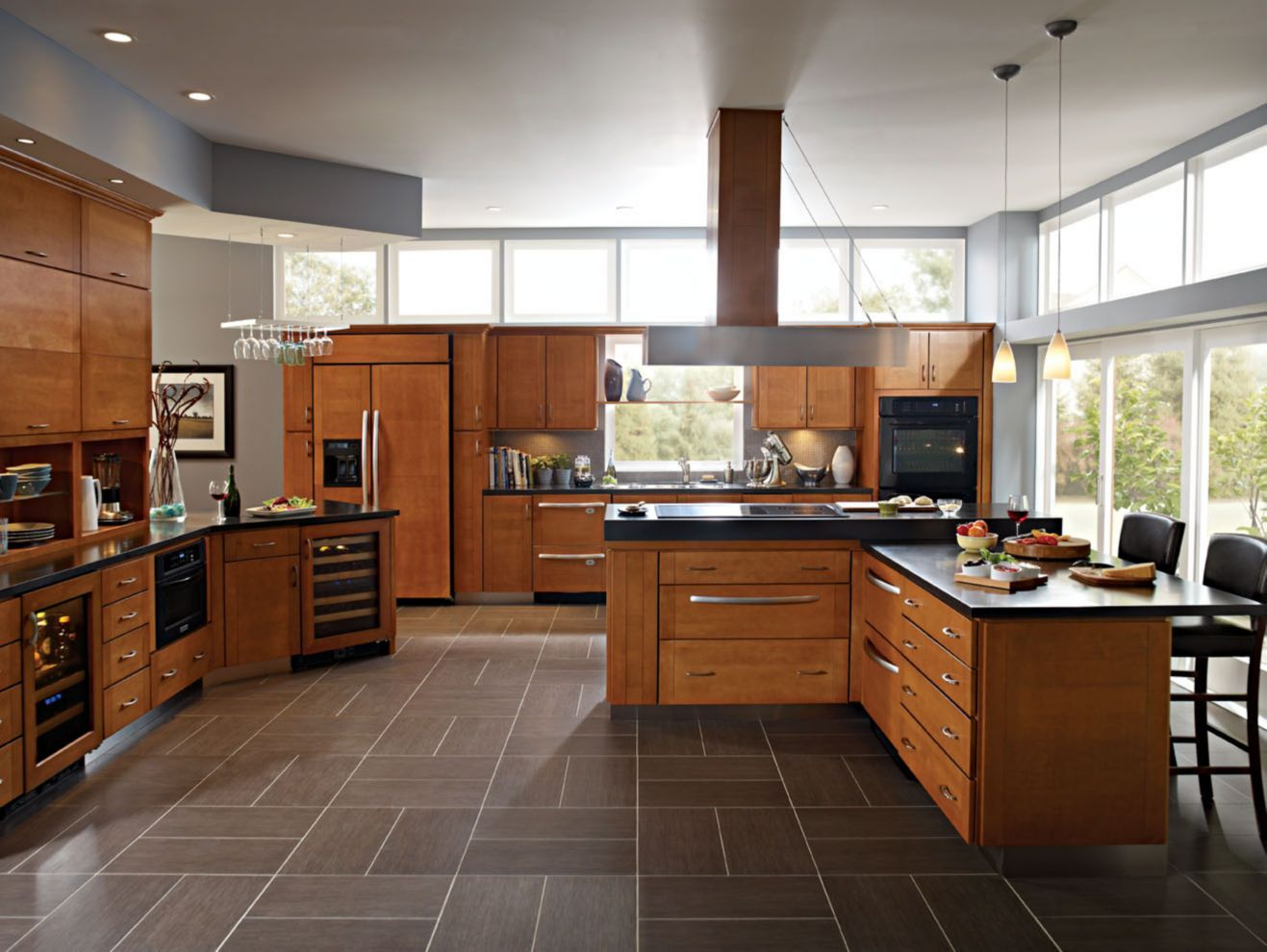Attractive This Clean, Modern Kitchen With Beautiful Lines Features Appliances From Westar  Kitchen And Bath.