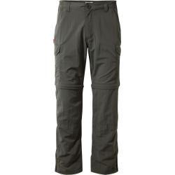 Photo of Craghoppers Nosilife Convertible Ii Trousers Zip-Off Herren Trekkinghose grün 46 Craghoppers