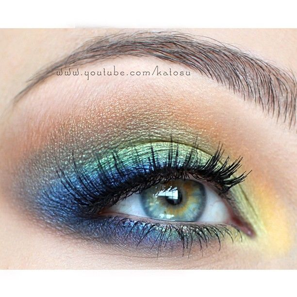 peacock eye @ katosu