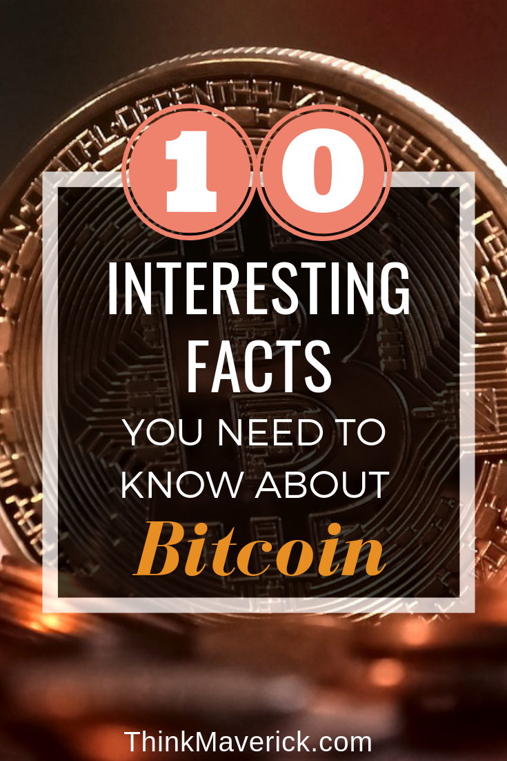 43cf69540f2 10 Interesting Bitcoin Facts You Should Know. What is bitcoin  Many people  still don t know about Bitcoin. Well