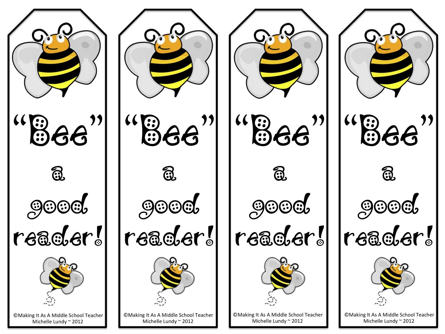 Busy Bee Book Bus Literacy Resources