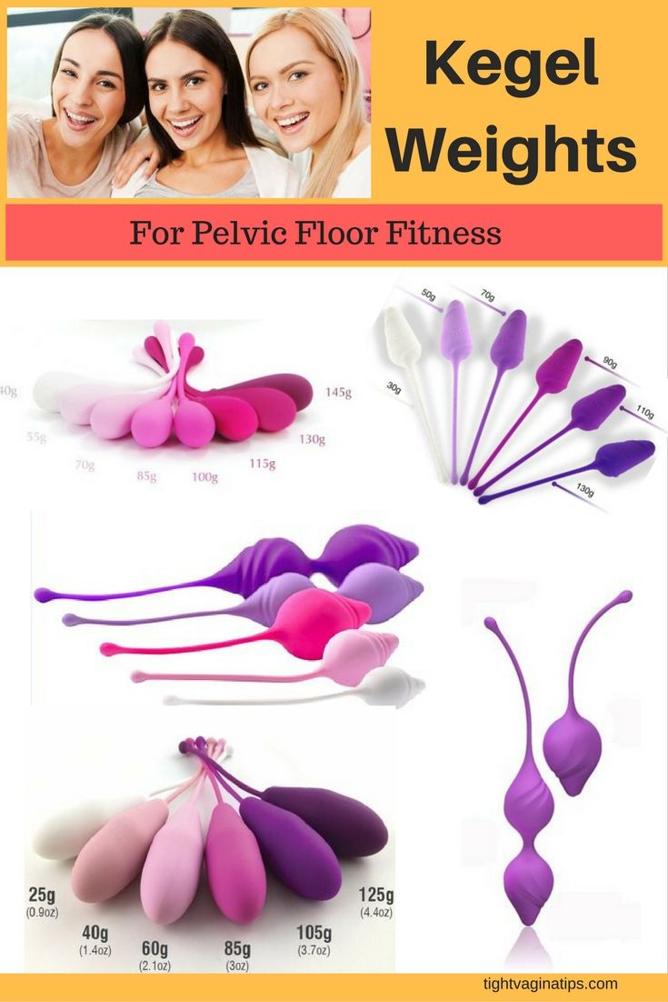 How To Use Kegel Weights Urinary Incontinence Pelvic
