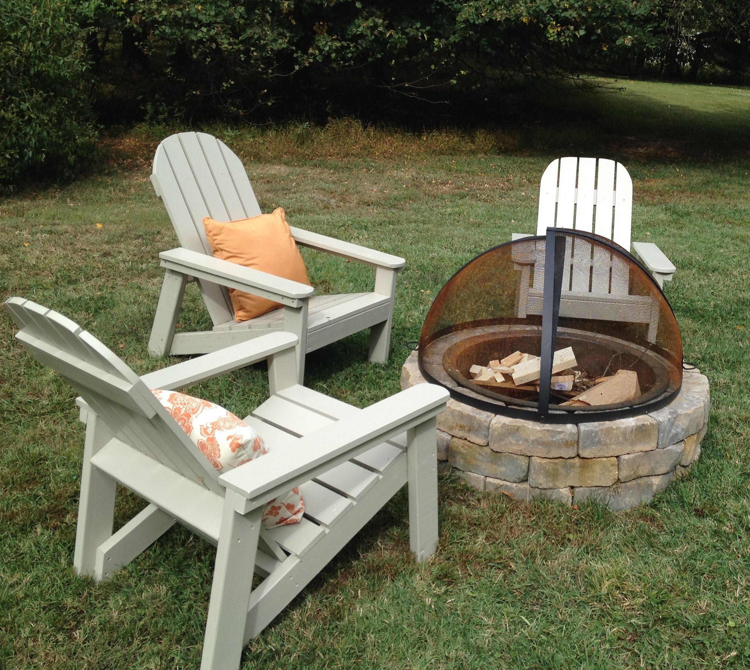 Ana White Adirondack Chair DIY Projects Adirondack