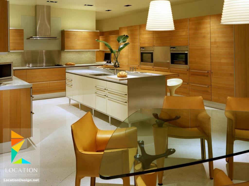 بالصور أفكار وتصميمات مطابخ مودرن صغيرة المساحة 2018 2019 لوكشين ديزين نت Modern Kitchen Design Custom Kitchens Design Luxury Kitchen Design