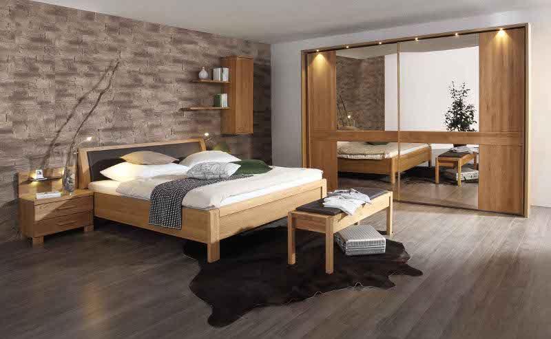 Nett eiche schlafzimmer Deutsche Deko Pinterest - schlafzimmer massiv komplett
