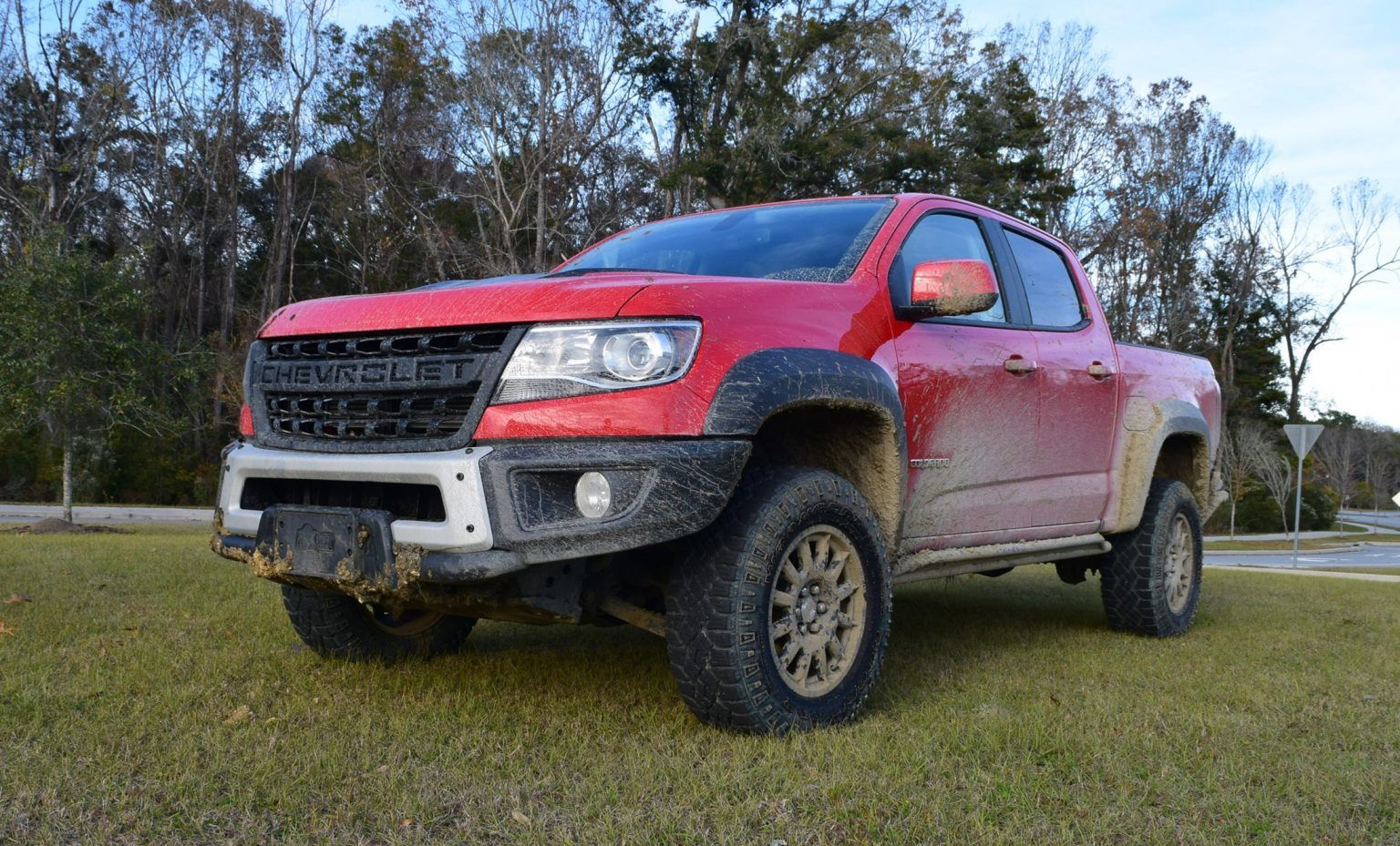 2020 Chevrolet Colorado Zr2 Bison Duramax Diesel Review 7 Chevrolet Colorado Duramax Diesel Duramax