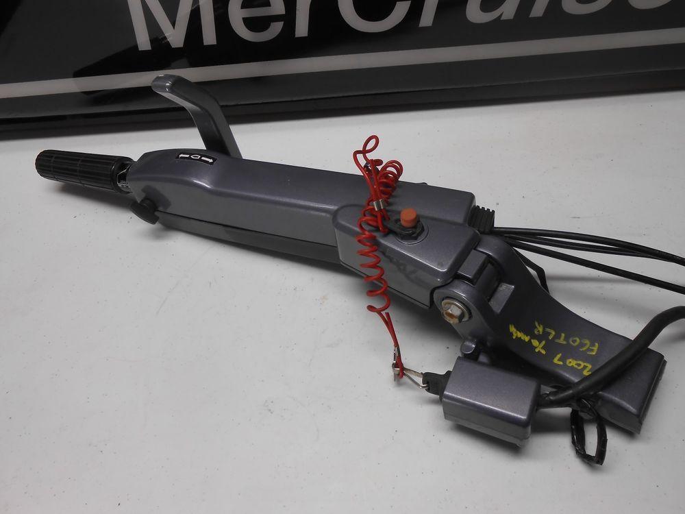 2007 60 hp 4-Stroke Yamaha Outboard TILLER HANDLE ASSY 69W-W0086-Z0