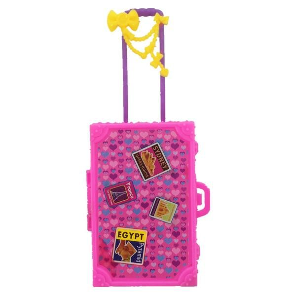 Mix Plastic Barbie Doll Accessories – Kutshy #dollaccessories