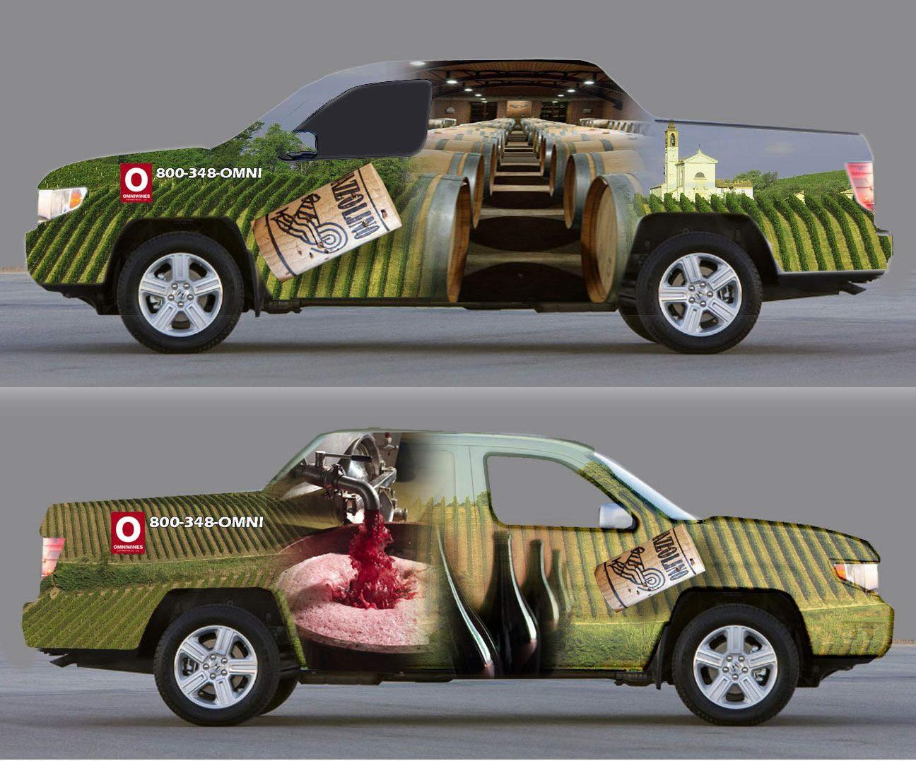 GRAPHIC DESIGN VEHICLE WRAPS | 3D Vehicle Wrap Graphic Design - NY ...