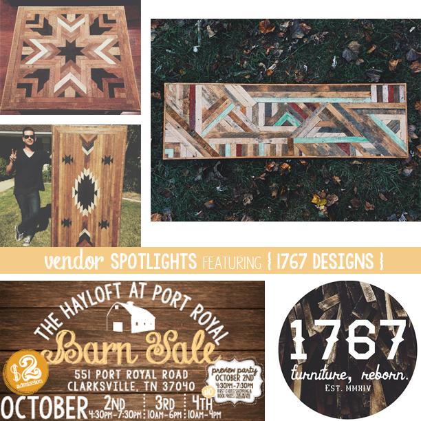 Vendor Spotlight 1767 Designs From Nashville Tennessee