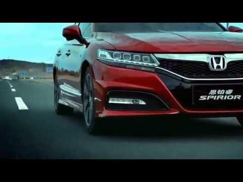 2016 Honda Spirior Accord Euro Official