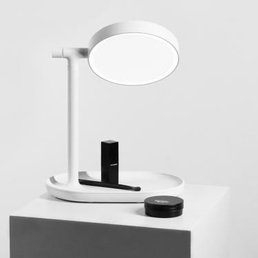 OSC Illuminated 2-Way Make Up Mirror (Cordless ...
