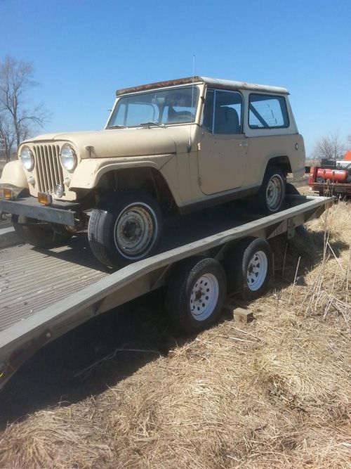 1967 Jeepster Commando Photo Submitted By Jesse Woltz Jeepster Jeepster Commando Jeep Suv