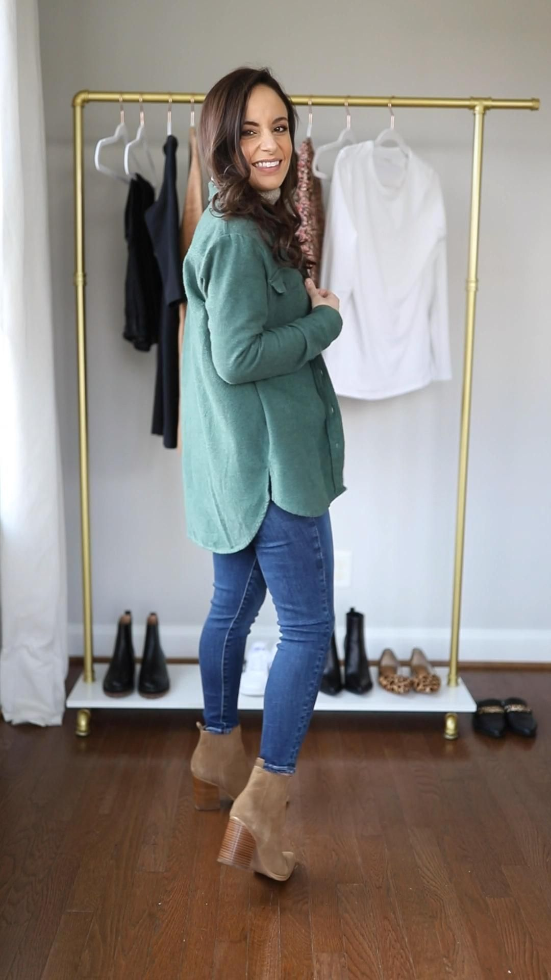 10 items 20 outfits – Womens Spring fashion