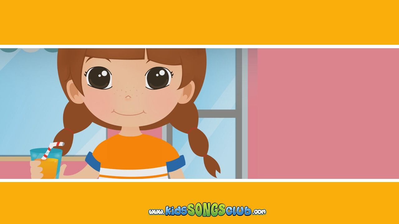 Enjoy a refreshing cup of ORANGE juice with your kids, while listening to this song! https://youtu.be/sQPCapuGieY  Don't forget to LIKE and SHARE the video! Subscribe to our Youtube Channel too to stay updated on fun, cute, and catchy videos! :)  #nurseryrhyme #Music #kidssongs #happymusic #happytunes #children #funmusic #fun #kidslearn