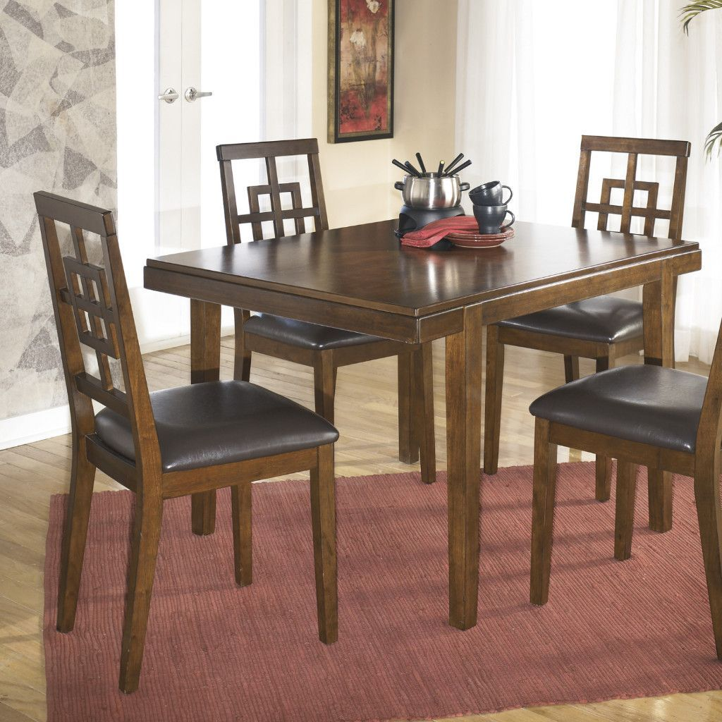 Cimeran | Table & 4 Chairs