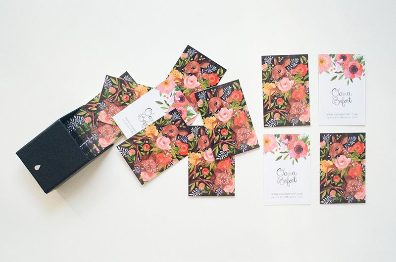 moo business cards size