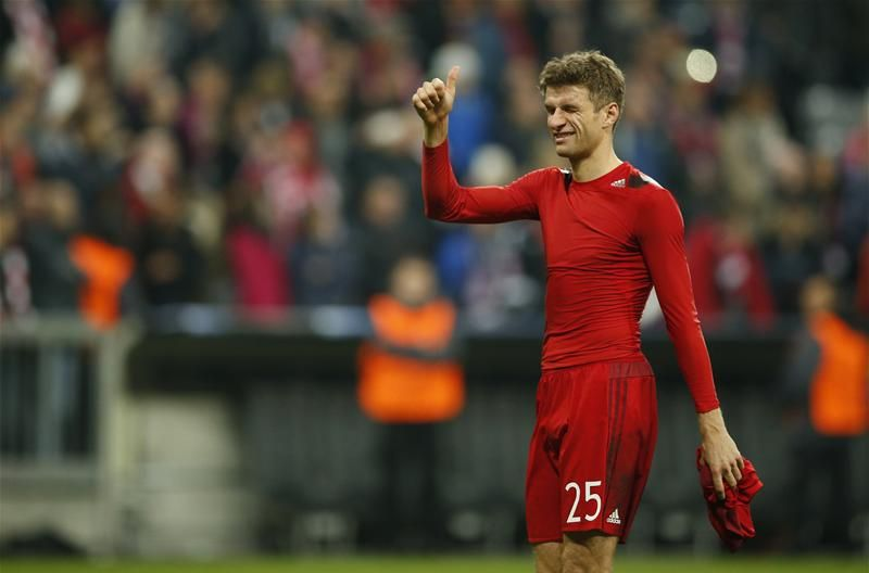 "Fjortoft hails Muller as ""the Giggs of Bayern"" 