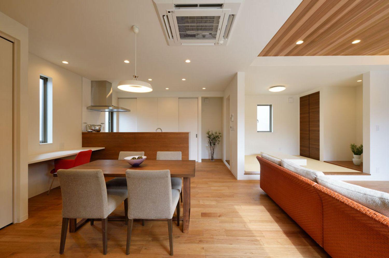 岡山で注文住宅を建てるコムハウジングの写真集 注文住宅 住宅 家