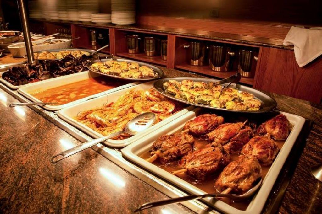 Restaurante el puma buffet libre en el centro de - Restaurante cocina catalana barcelona ...
