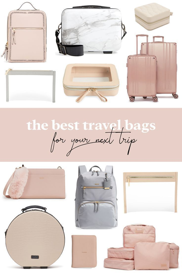 The Best Travel Bags for Your Next Trip – Money Can Buy Lipstick