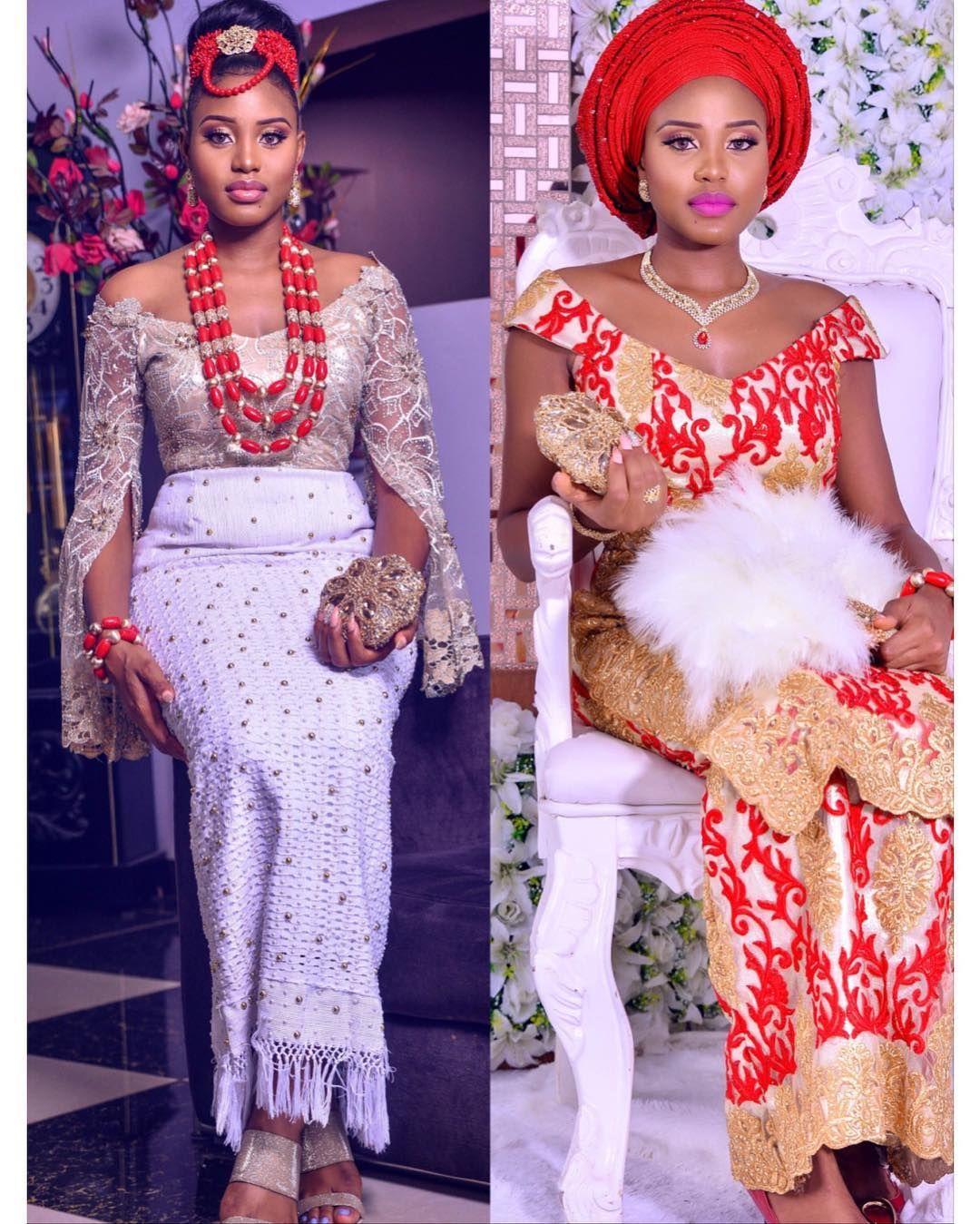 Traditional Wedding Attire, African