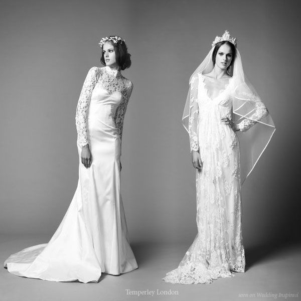 Temperley London Wedding Dresses