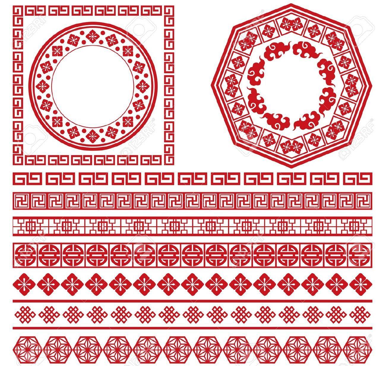 Ornaments Ornament Vectors Round Pattern Seven Chakras Www Pidgeonenglish Com