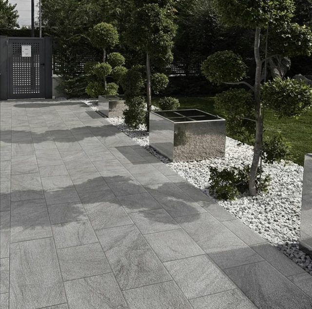Rev tement terrasse 57 id es d 39 inspiration pour les sols patios construction and exterior Revetement terrasse