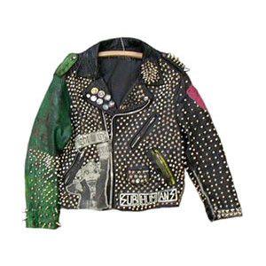 1000  images about punk leather jacket on Pinterest | Vests End