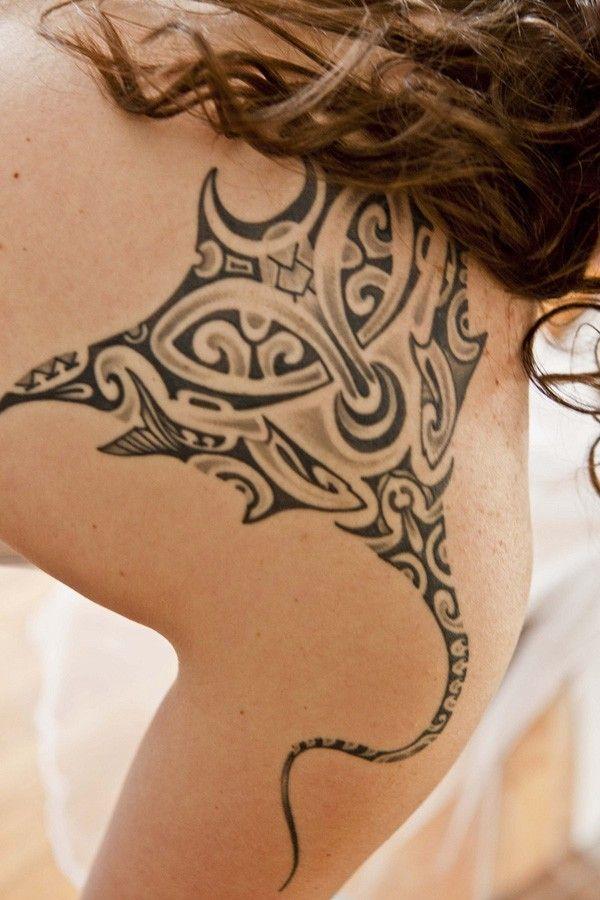 meet the rays impressive polynesian tattoos polynesian tattoos manta ray and manta ray tattoos. Black Bedroom Furniture Sets. Home Design Ideas