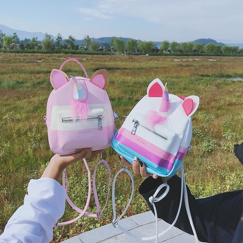 Unicorn Mini Backpack Unicorn backpack, Backpack