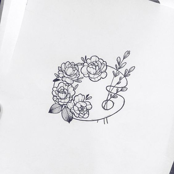 40 einfache Dinge, die Sie für Ihr Bullet Journal zeichnen können #tattoosandbodyart