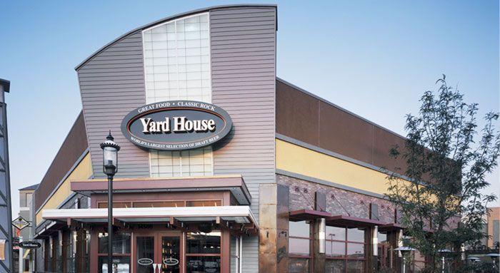 Happy 9th Year Anniversary Yard House Lakewood At Colorado Mills Rock Yard Bars For Home Lakewood