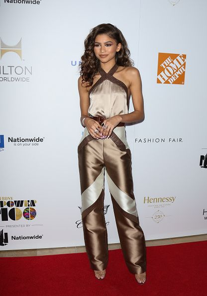 Zendaya Coleman in The 2nd SKIN Co.