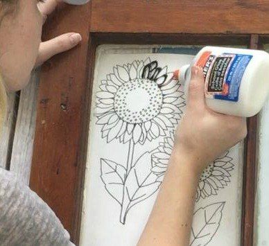 10 Refreshing Ways To Decorate Your Home Windows Window, Craft and
