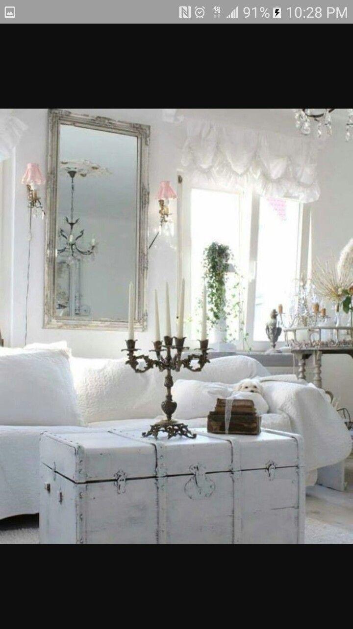 pin von sarah ferguson auf home sweet home pinterest shabby chic wohnzimmer und wohnen. Black Bedroom Furniture Sets. Home Design Ideas