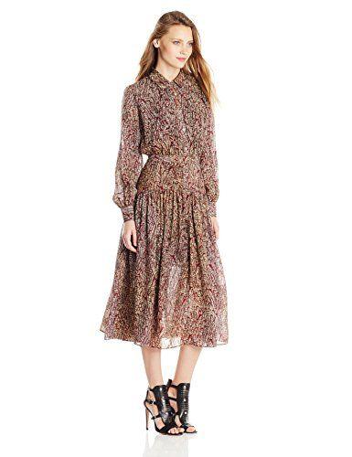 Rebecca Minkoff Women's Feather Printed Silk Jolt Midi Dress, Feather Print, X-Small Rebecca Minkoff http://smile.amazon.com/dp/B00ZZ025V2/ref=cm_sw_r_pi_dp_uRh3vb0H2J37P