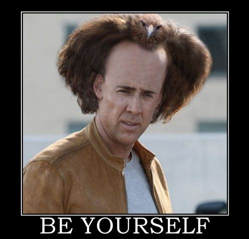 29+ Nicolas Cage Long Hair Meme Pictures