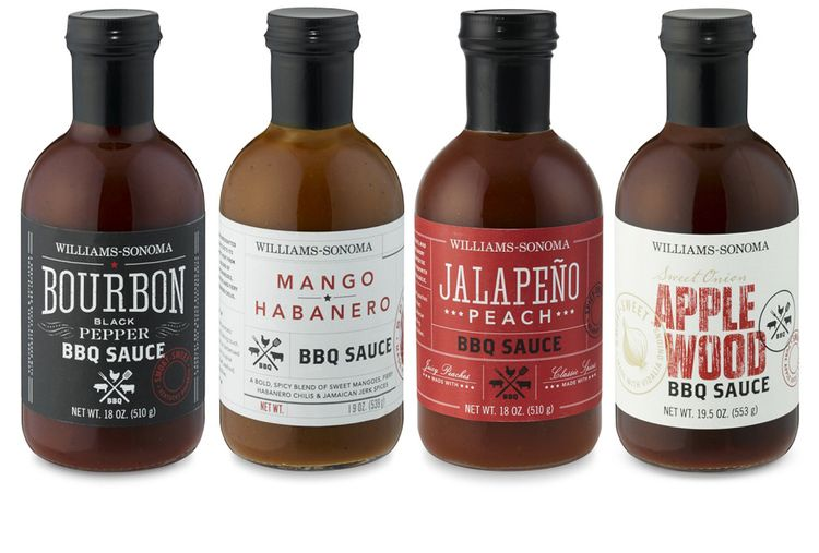 Williams-Sonoma BBQ Sauce, by SolvitaMarriott