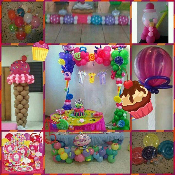 Candyland Decorations | Candyland | Balloon Decor #candylanddecorations Candyland Decorations | Candyland | Balloon Decor #candylanddecorations