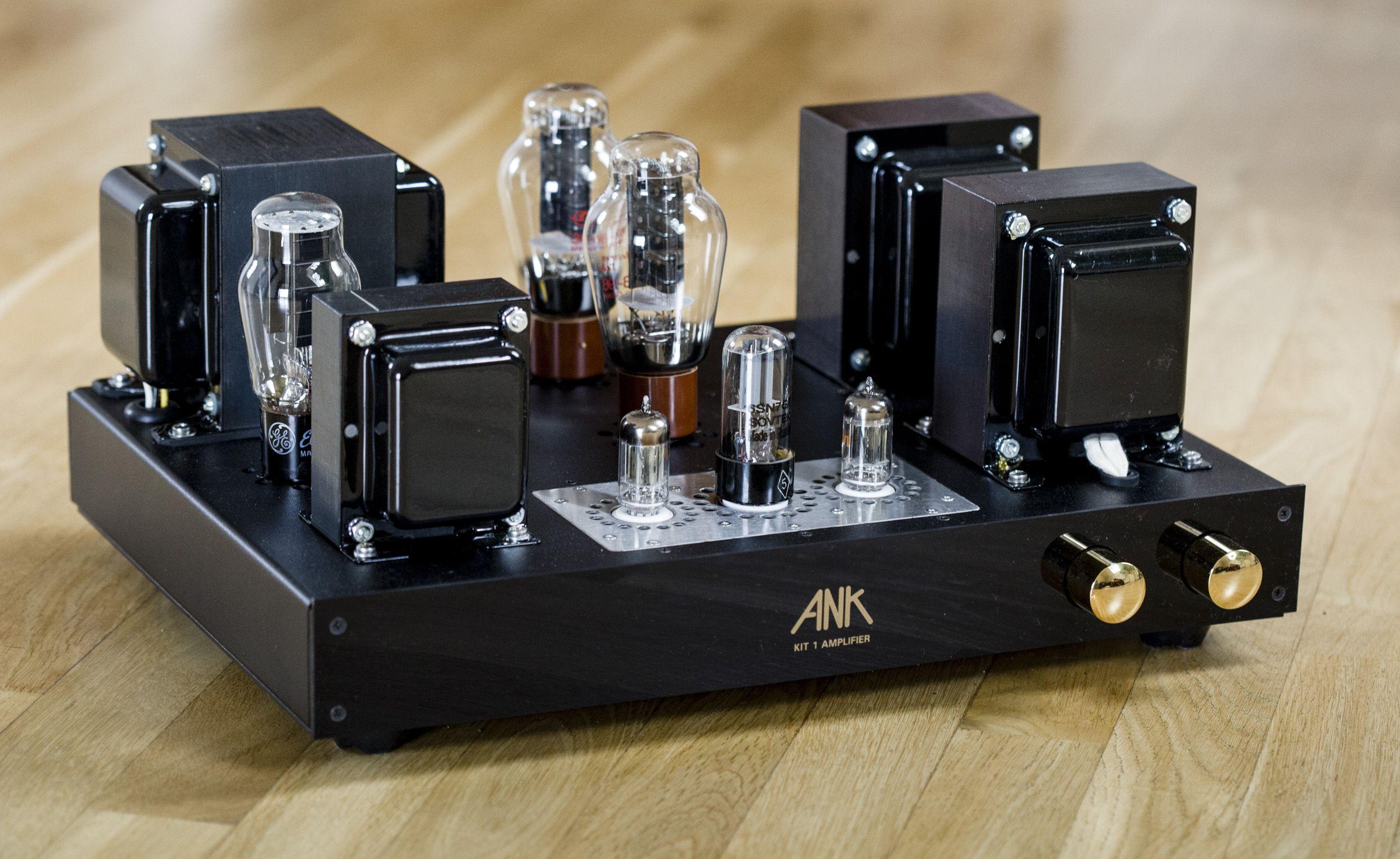 Audio Note KIT1 | TUBE AMPS! | Valve amplifier, Vacuum tube, Audio
