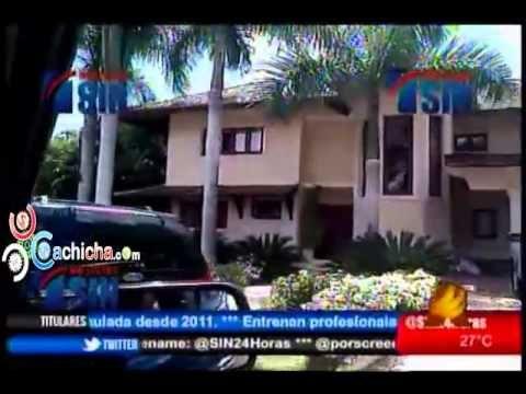 DNCD Halla Millones De Dolares En Villa De Casa De Campo #Video - Cachicha.com