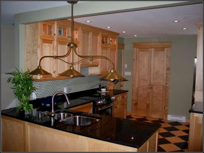 Yellow Birch Kitchen Canadian Wood